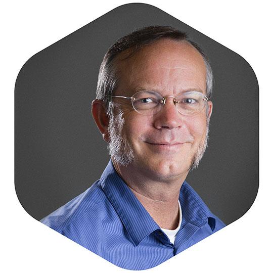headshot of dr. bob crockett