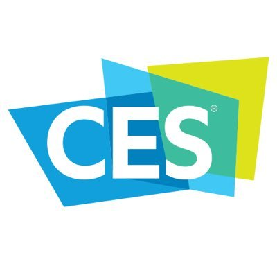 logo for CES conference