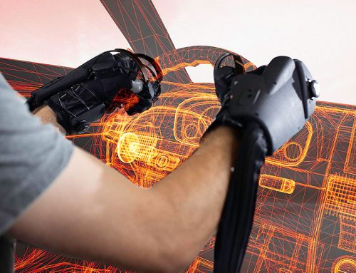 HaptX® unveils HaptX Gloves Development Kit to transform VR training and design