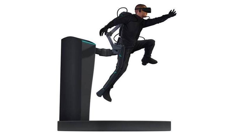 Haptx-lower-body-exoskeleton