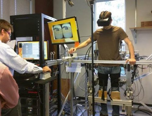 Virginia Tech, University of Florida, HaptX win $1.5M NSF grant to create full-body haptic feedback for VR and robotics