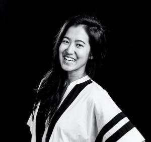 portrait of designer di dang who works on ux design for vr