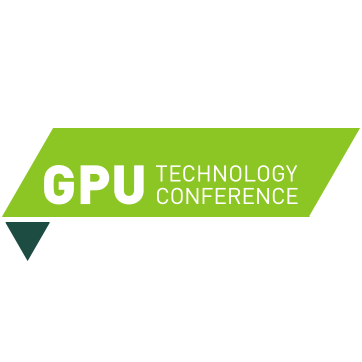 logo for nvidia's gtc conference
