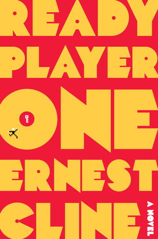 red and yellow cover for ready player one